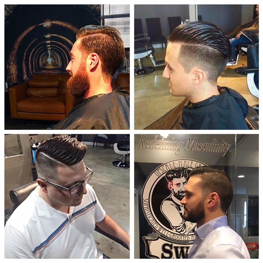 Mens Haircut West Palm Beach