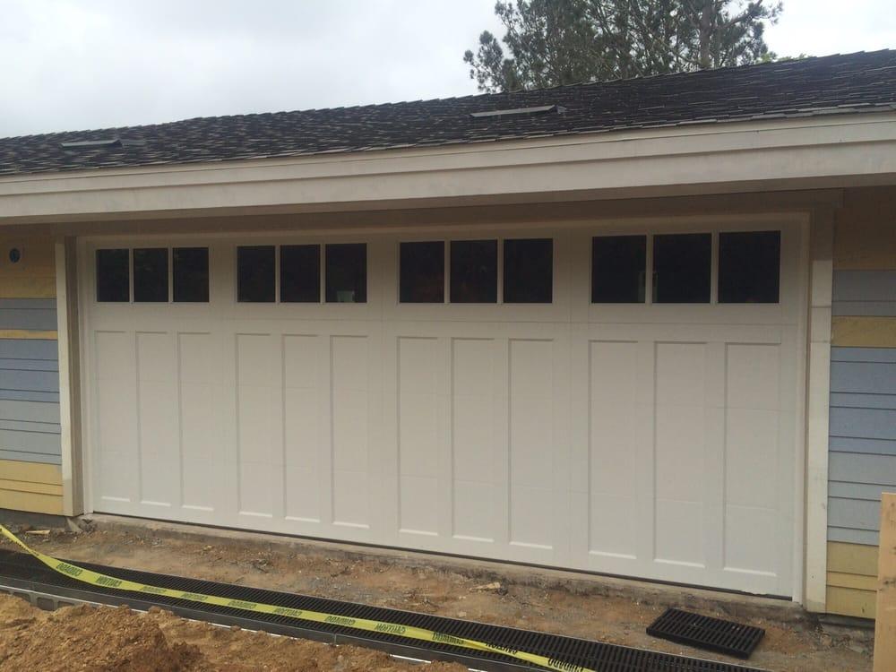 Clopay Coachman Steel Composite Garage Door Yelp