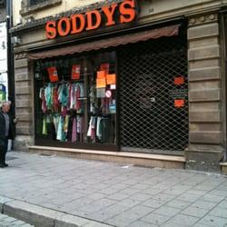 a6d4610ee Soddys - Friperies, vêtements vintage et dépôts-vente - 10 Rue Du ...