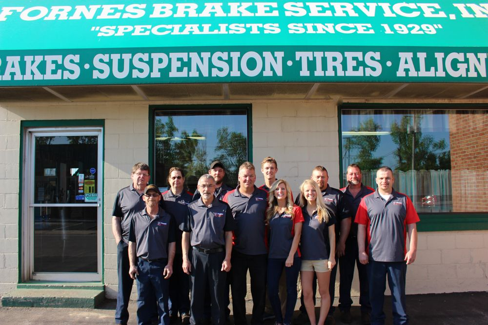 Fornes Complete Auto & Truck Service: 125 E Front St, Findlay, OH