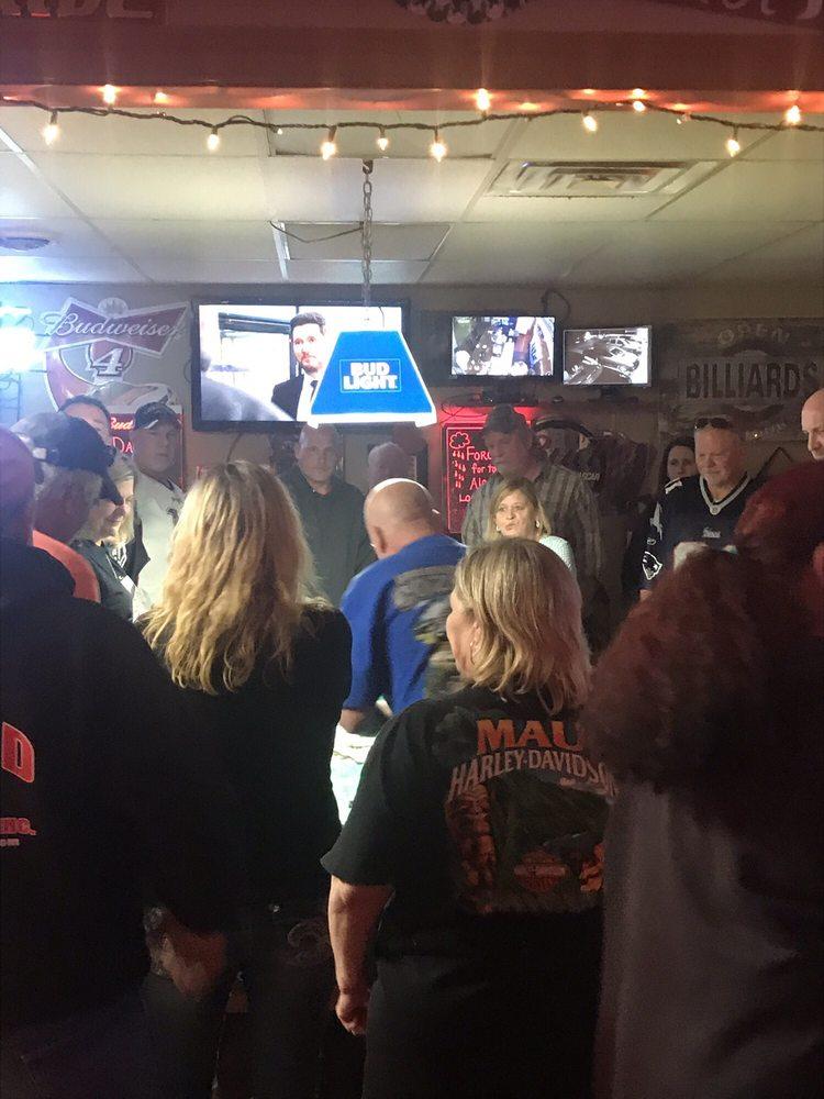 Bottlenecks Sports Bar: 9655 Pulaski Pike, Toney, AL
