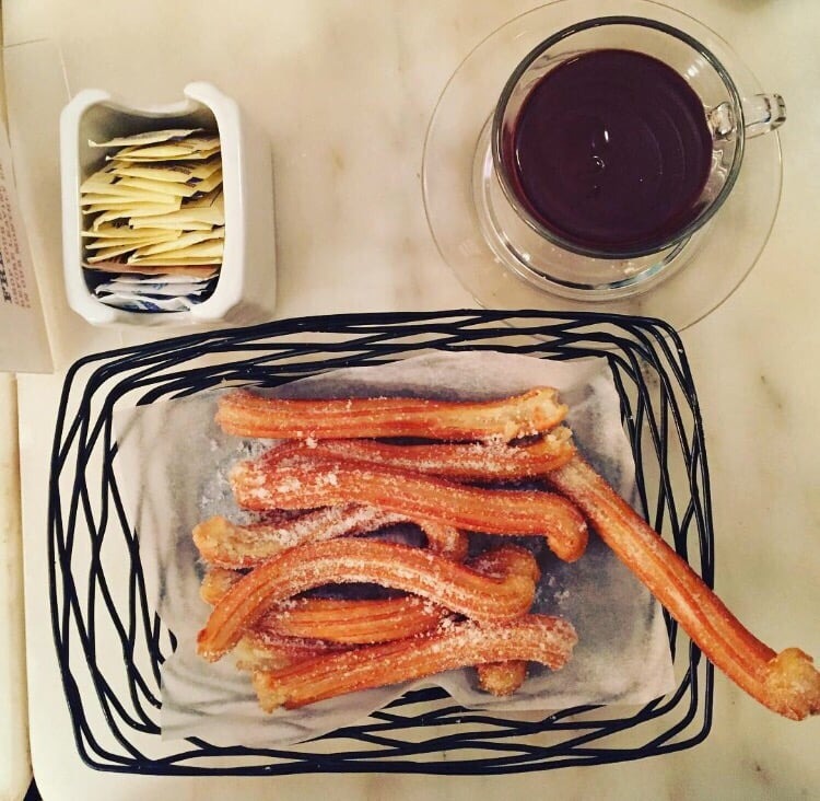 Photo of La Churreria - New York, NY, United States. Churro heaven