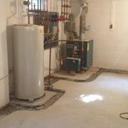 Weep Holes Photo Of All Dry Basement Systems   Danbury, CT, United States.  Loop Around ...
