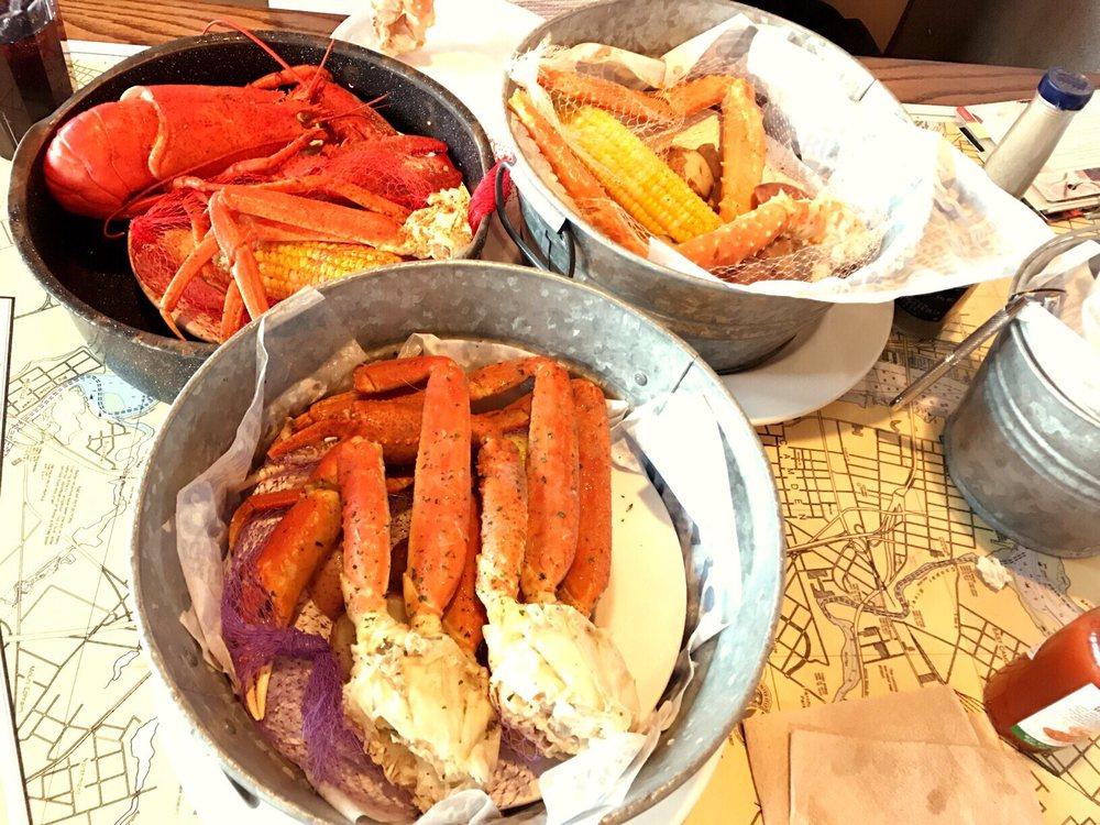 Photo of Joe's Crab Shack: Westbury, NY