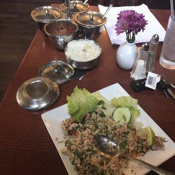 Sisters Thai Cafe Rockford Il Menu