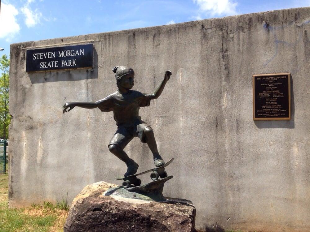 Milton Skate Park: 5629 Byrom St, Milton, FL