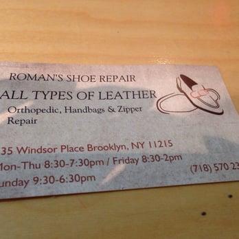 Roman S Expert Shoe Repair