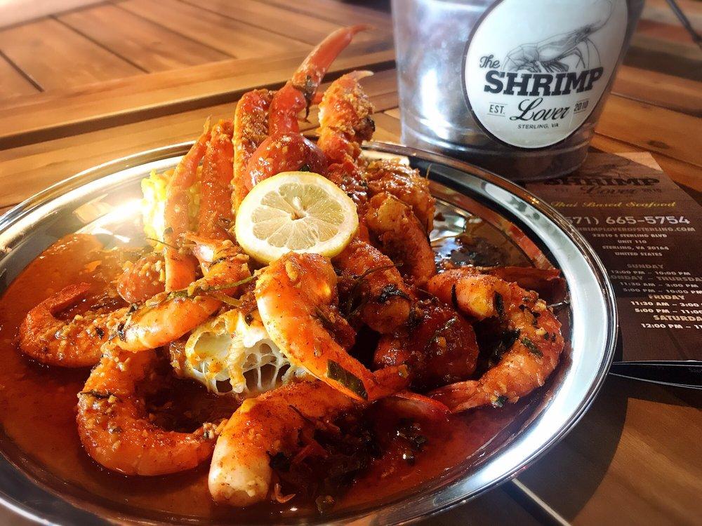 The Shrimp Lover: 22510 S Sterling Blvd, Sterling, VA