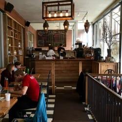 Photo Of Ninth Street Coffee Durham Nc United States