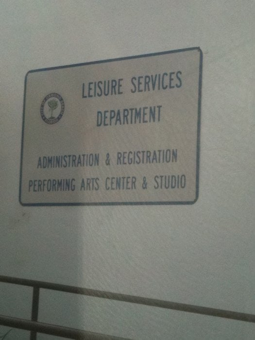 Ormond Beach Leisure Services Department