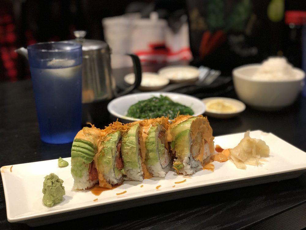 Arigato Sushi: 1740 N Main St, Salinas, CA
