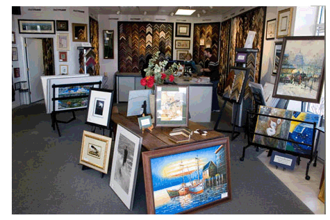 Fastframe Expert Picture Framing Closed Framing 364
