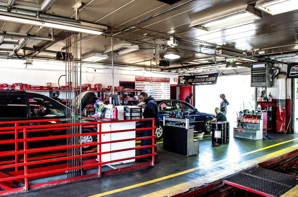 Big Ray's Auto Repair: 6364 Division Ave S, Cutlerville, MI
