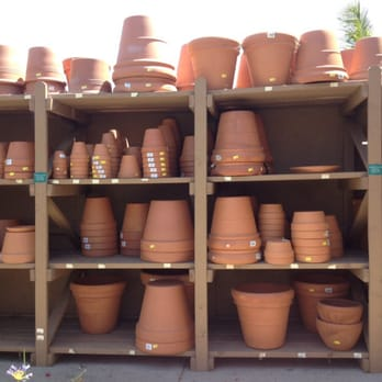 Photo Of Armstrong Garden Centers   Westchester, CA, United States. More  Pots.
