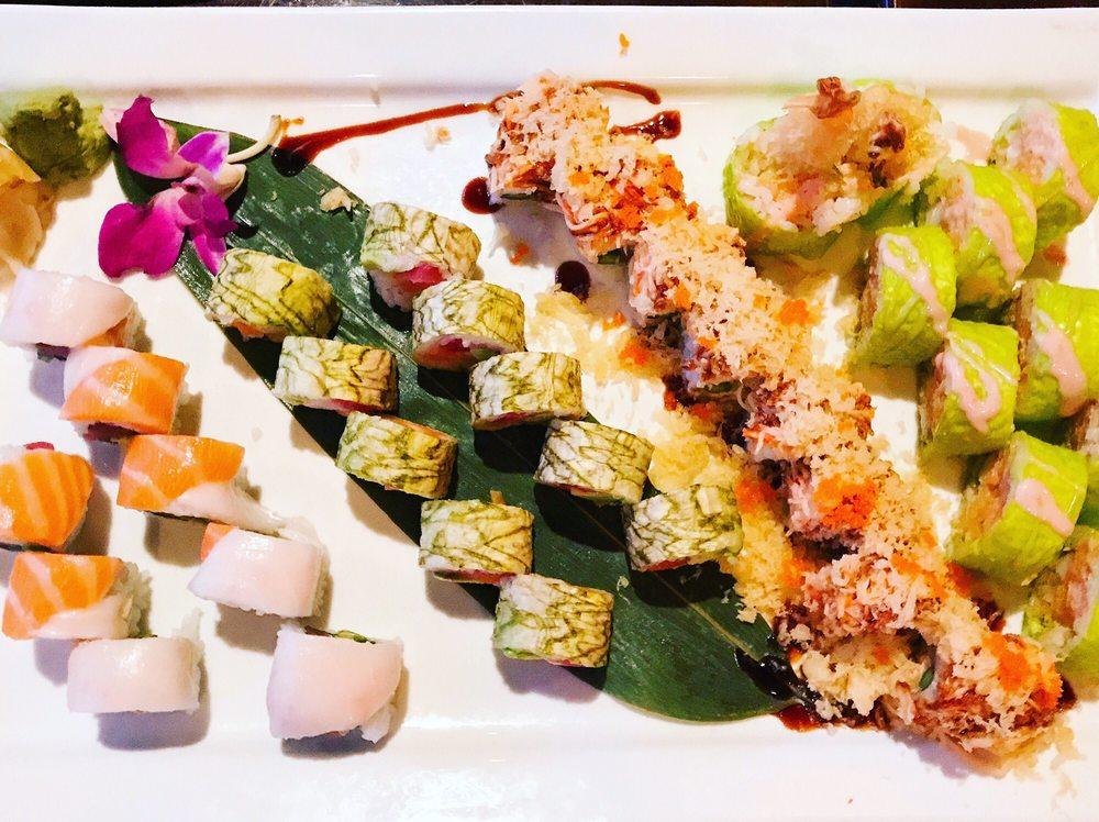 Okinawa Sushi & Hibachi Steak House
