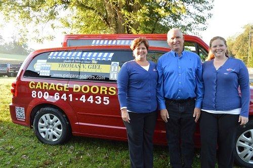 Thomas V Giel Garage Doors Inc.: 5799 Grubbs Rd, Gibsonia, PA