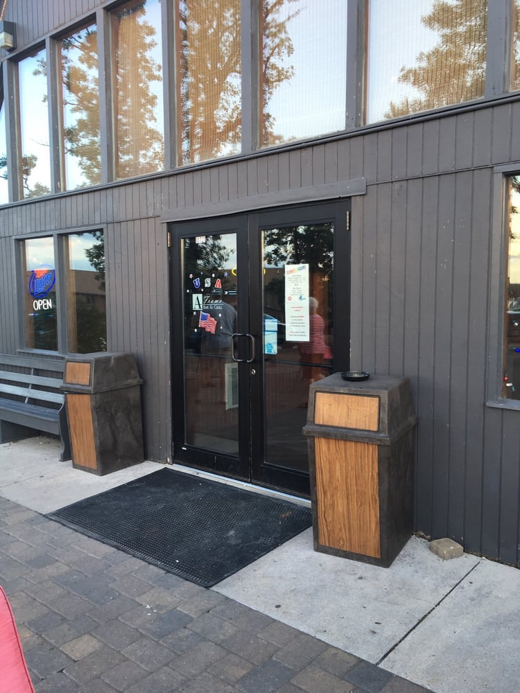 A Frame Bar & Grill: 71 Twin Oaks Shore, Bottineau, ND