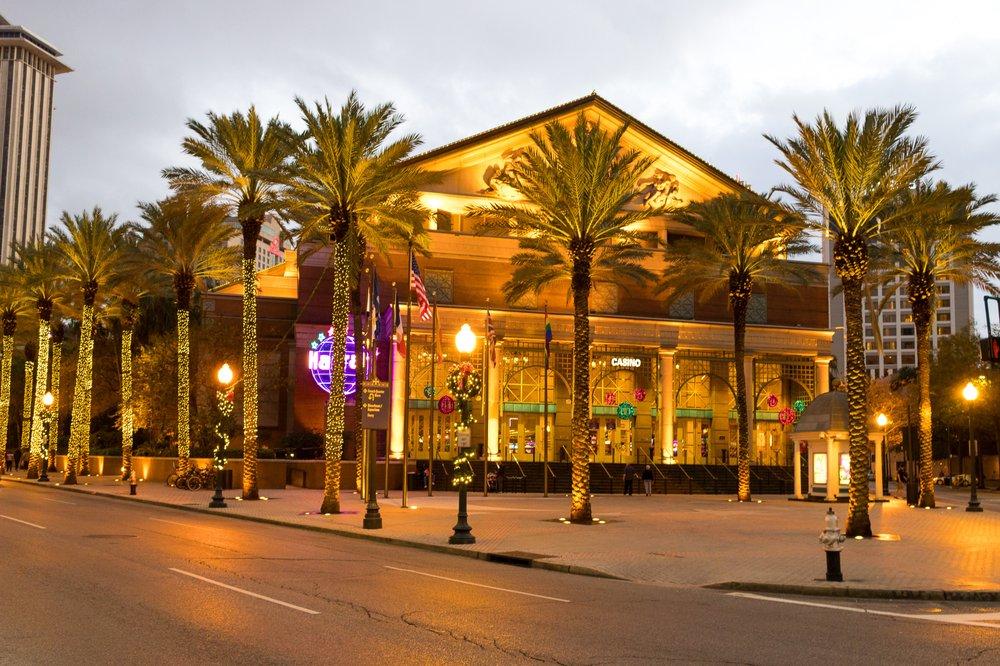 Harrah's Casino: 228 Poydras St, New Orleans, LA