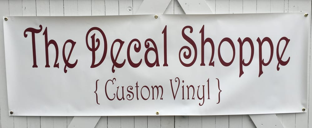 The Decal Shoppe: 1 Decal Shoppe Ln, Bismarck, MO