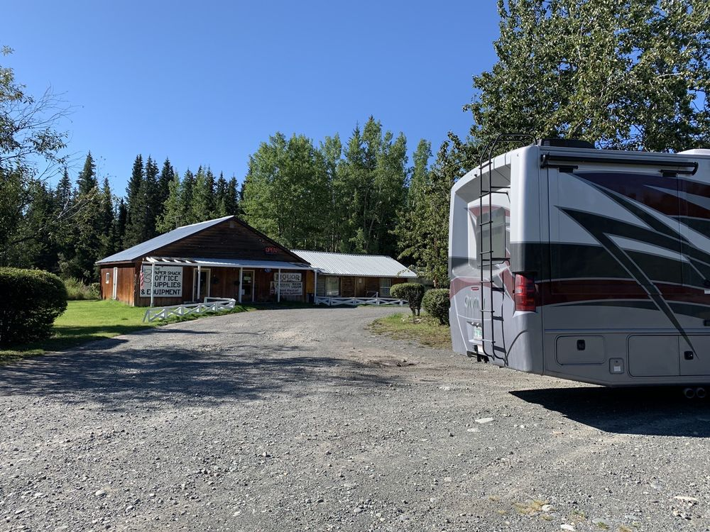 Basin Liquor: Glennallen, AK