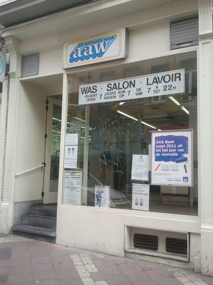 Aaw all automatic wash wasserette chauss e d 39 ixelles - Garage chaussee de bruxelles dampremy ...
