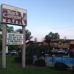 Photo Of Black Canyon Motel Montrose Co United States