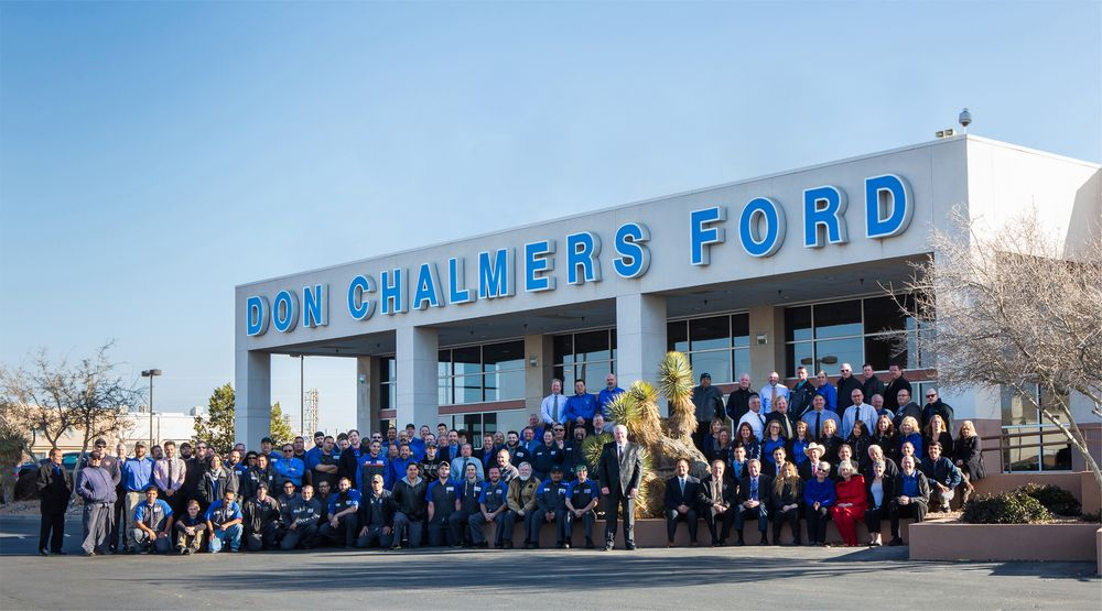 Don Chalmers Ford