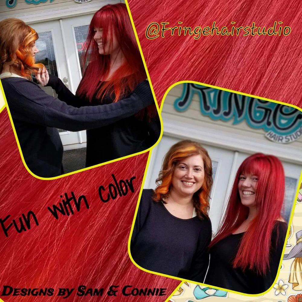 Fringe Hair Studio 14 Photos Hair Salons 3002 Page Ave