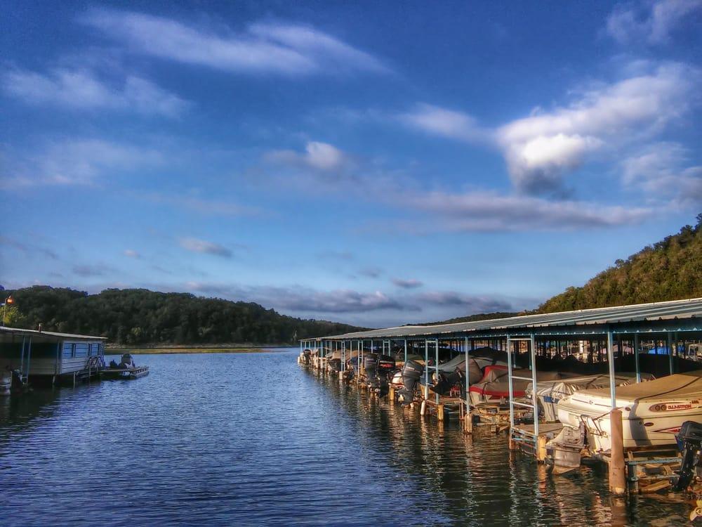Holiday Island Marina: 124 Woodsdale Dr, Eureka Springs, AR