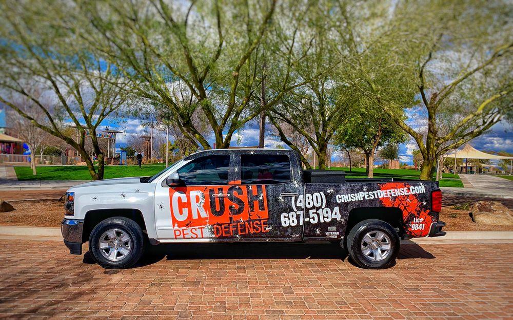 CRUSH Pest Defense: 28381 N Welton Pl, San Tan Valley, AZ