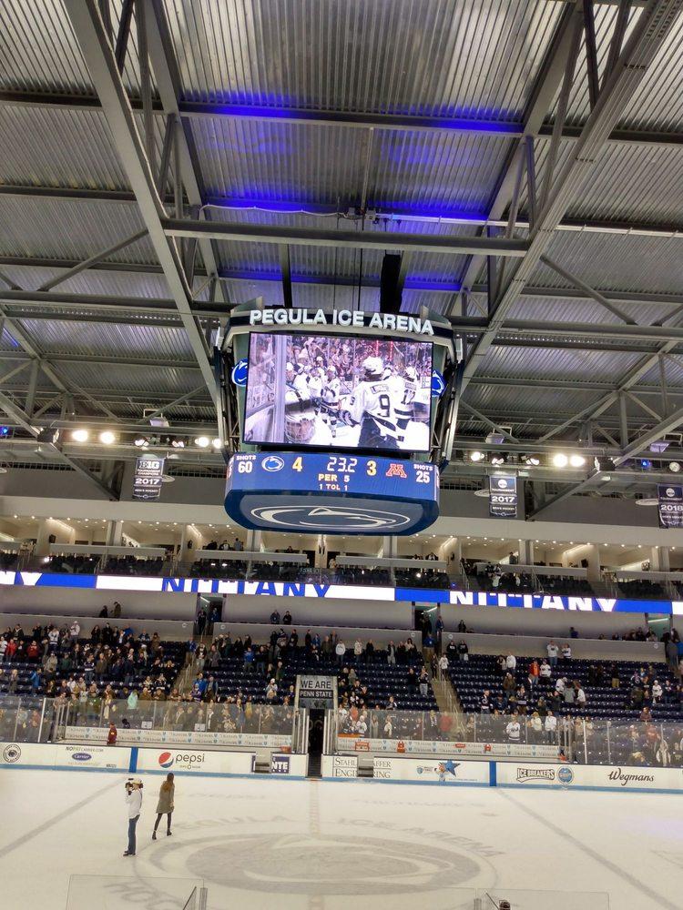 Pegula Ice Arena: 250 University Dr, University Park, PA