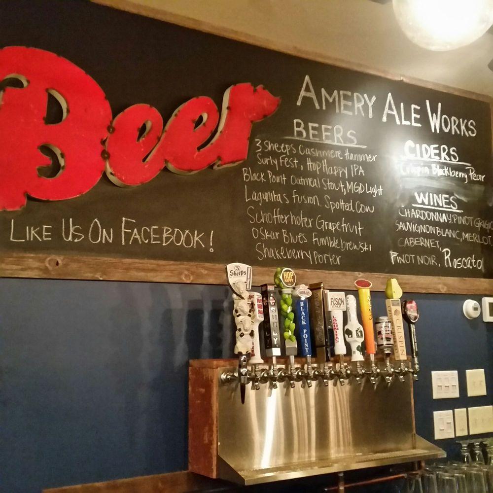 Amery Ale Works: 588 115th St, Amery, WI