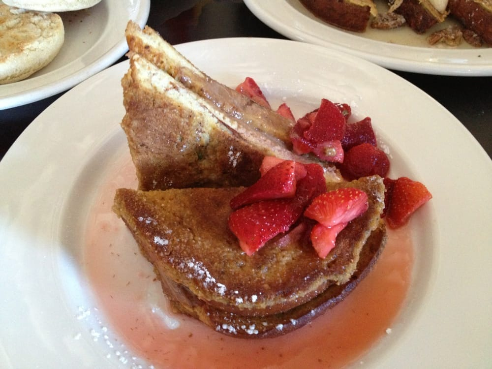 Graham Cracker Crusted French Toast Yelp