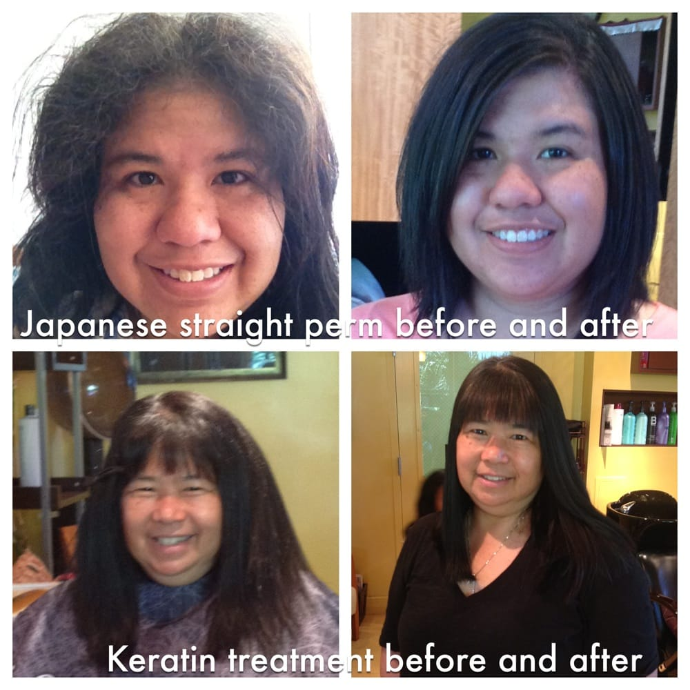 Best japanese straight perm - Photo Of Genesis Salon Spa Honolulu Hi United States Japanese Straight