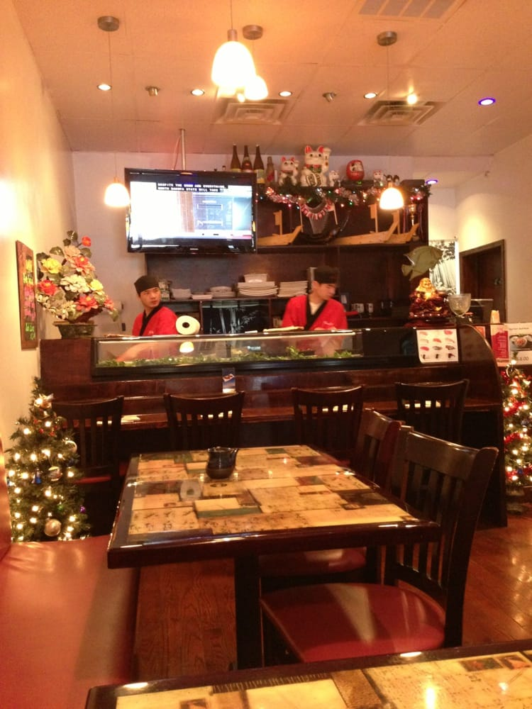 Yeung ii sushi asian cuisine 48 fotos 141 beitr ge for Asian cuisine hoboken nj