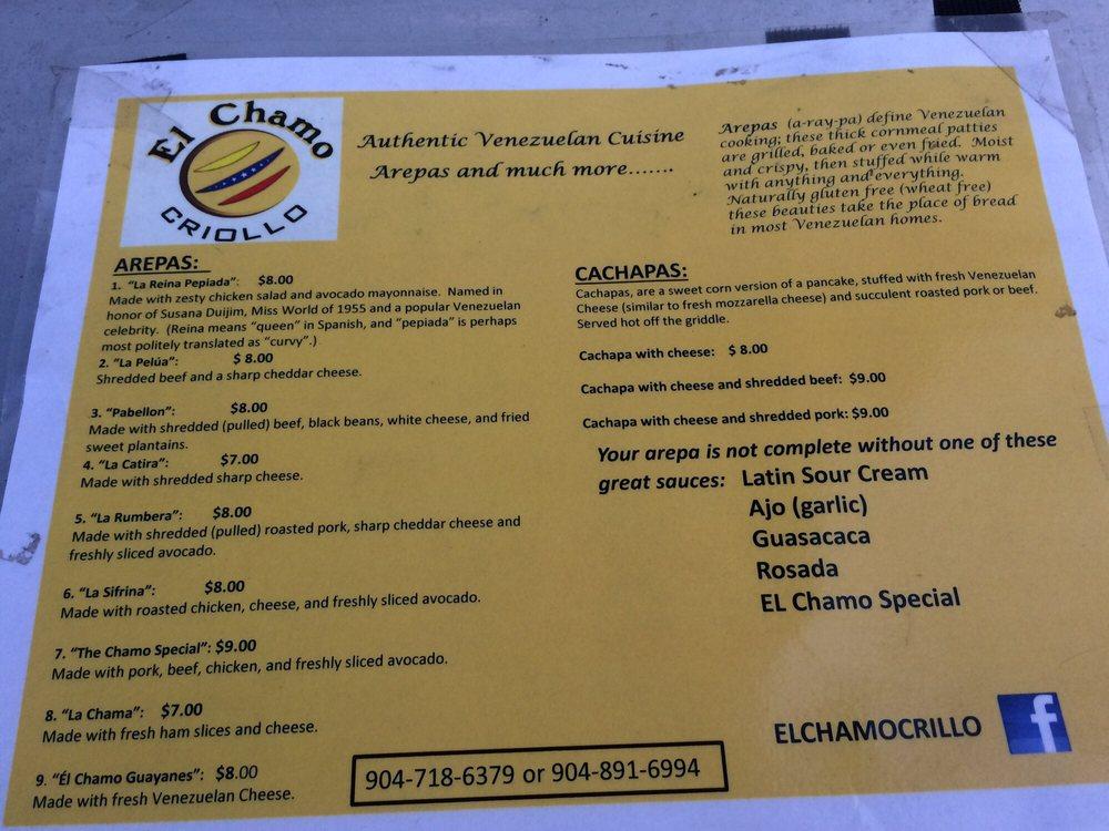 El Criollo Food Truck