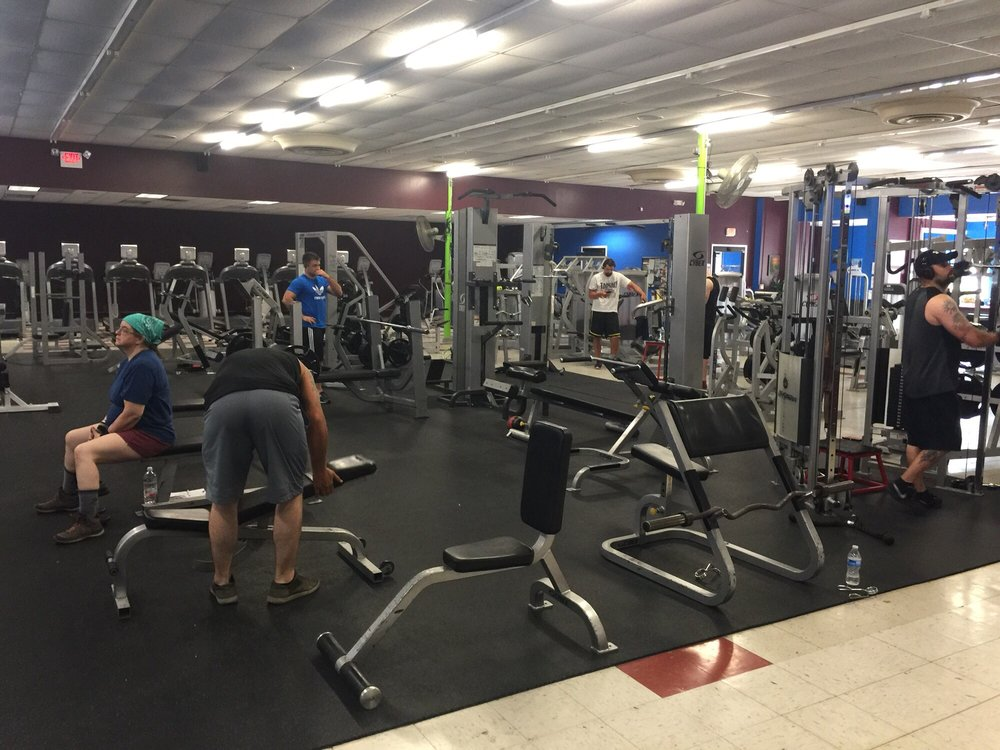 Grand Prix Fitness: 140 N Catherine St, Montour Falls, NY