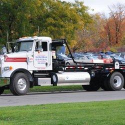 Suburban Disposal Dumpster Rental 22 Turner Dr Spencerport Ny