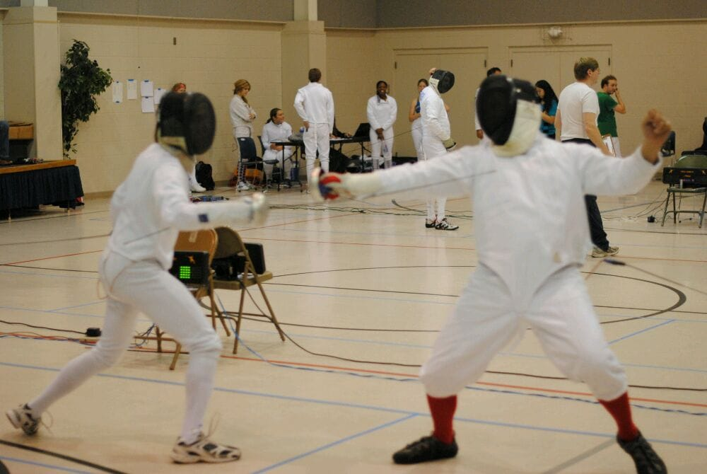 Golden Gate Fencing Center: 2417 Harrison St, San Francisco, CA