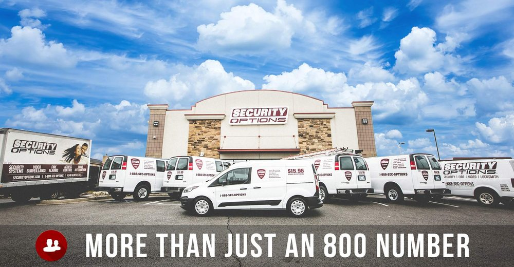 Security Options: 804 W Interstate 240 Service Rd, Oklahoma City, OK