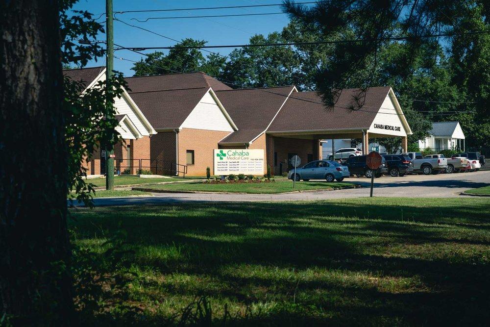 Cahaba Medical Care - Centreville: 405 Belcher St, Centreville, AL