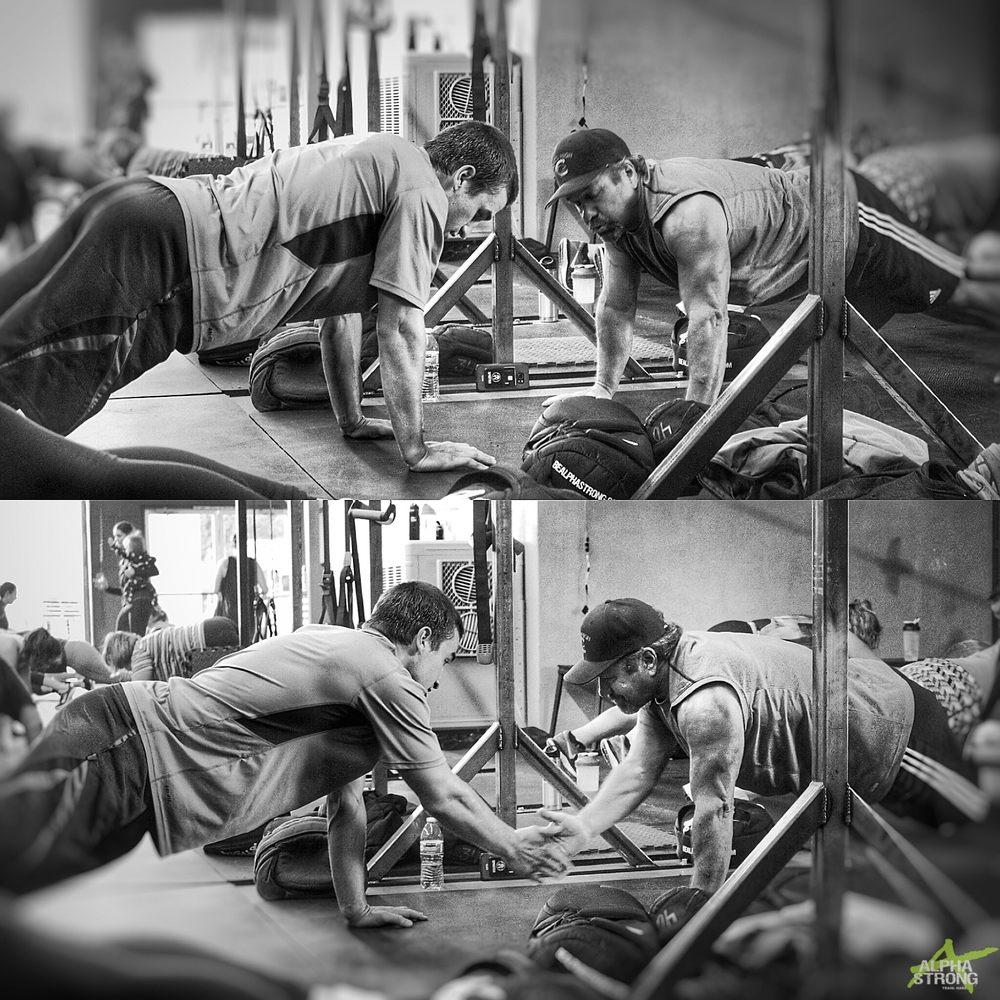 Alpha Strong Gym