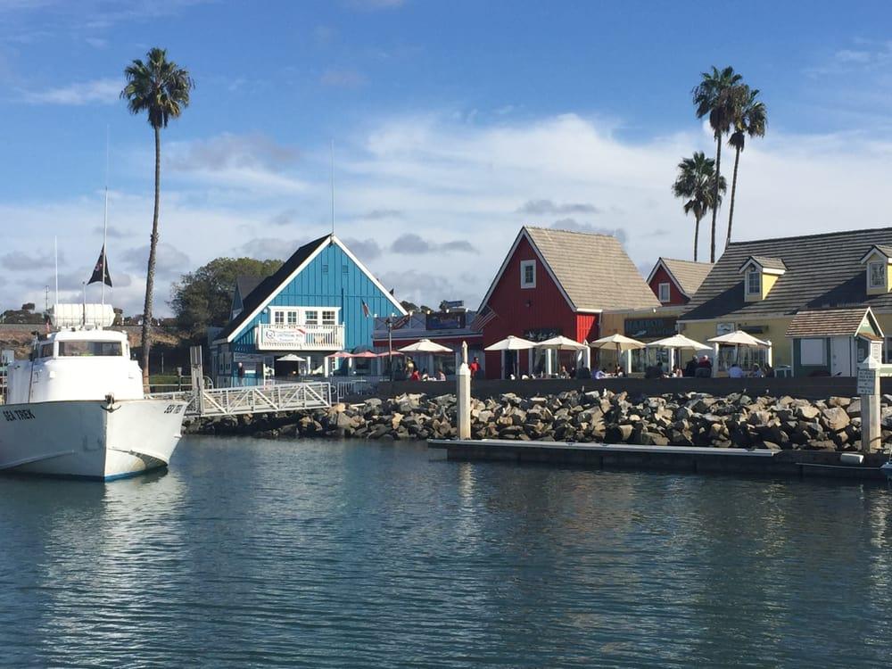 Restaurants Near Oceanside Harbor