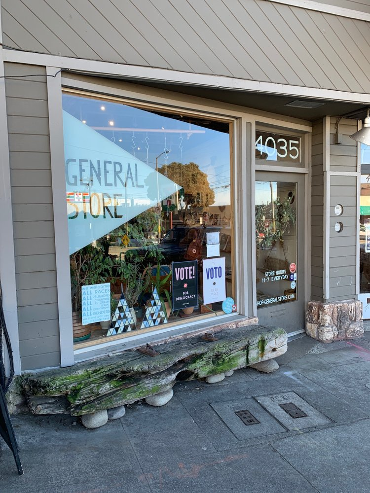 General Store: 4035 Judah St, San Francisco, CA