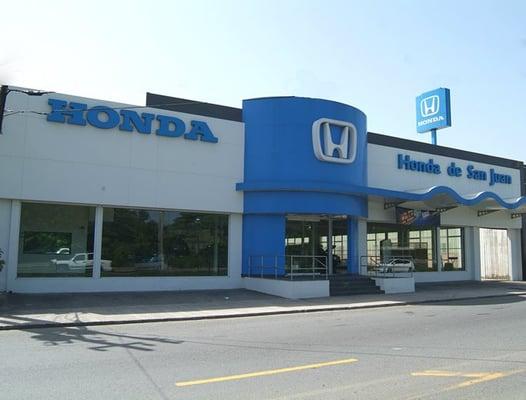Honda de san juan car dealers marginal avenida kennedy for Honda florida ave