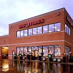 Big O Tires Tires 208 S Main Richfield Ut Phone Number
