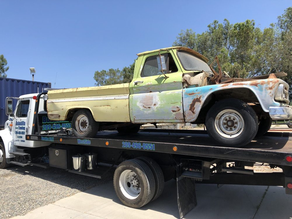 Towing business in Newman, CA
