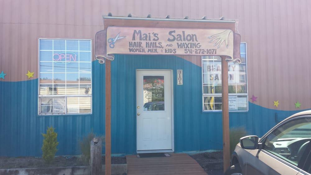 Mai s nail salon spa hairdressers 3101 se ferry slip for Accents 3101 salon