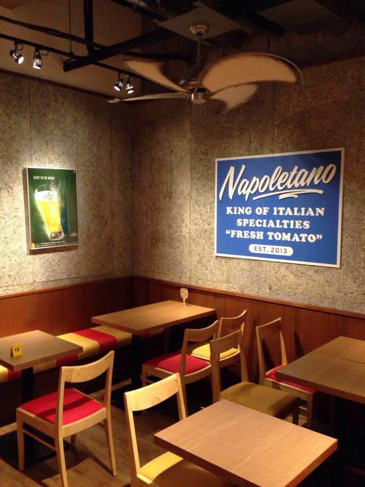 Pizza Napoletano Cafe