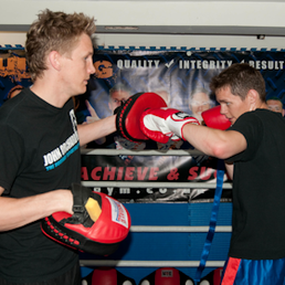 John Orchard KickBoxing Training - Kickboxing - 205 Christchurch